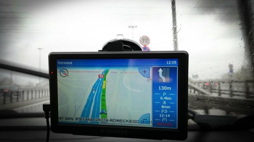 Test myNavi 7 - taniej nawigacji z Biedronki