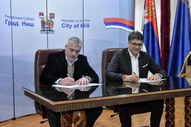 Predrag Danilović i Darko Bulatović