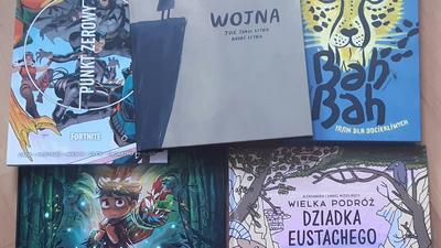 Pięć książek na jesień dla dzieci