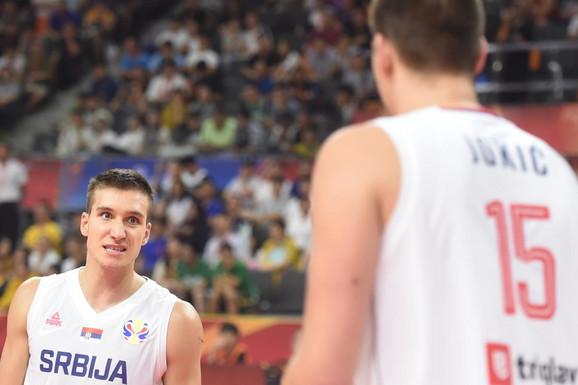 """""""ISKUPIĆEMO SE!"""" Bogdan Bogdanović za FIBA zatvorio priču sa Mundobasketa, a onda izneo planove """"orlova"""": POBEDA, OSMESI, ISTORIJA!"""