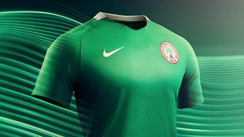 fbb924bf4f7 Dream Team VI NFF unveil team s Nike jersey for Rio 2016 - Pulse Nigeria