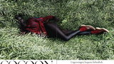"Czarnoskóra piękność w ""Vogue Germany"""