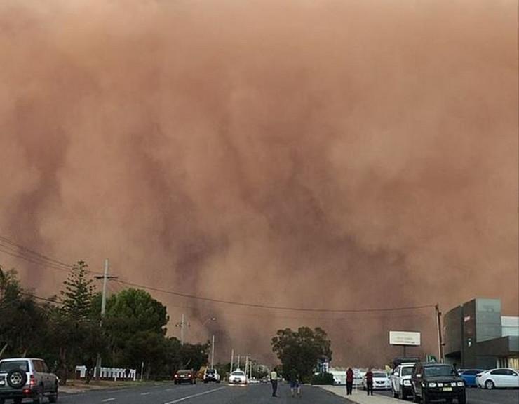 Peščana oluja