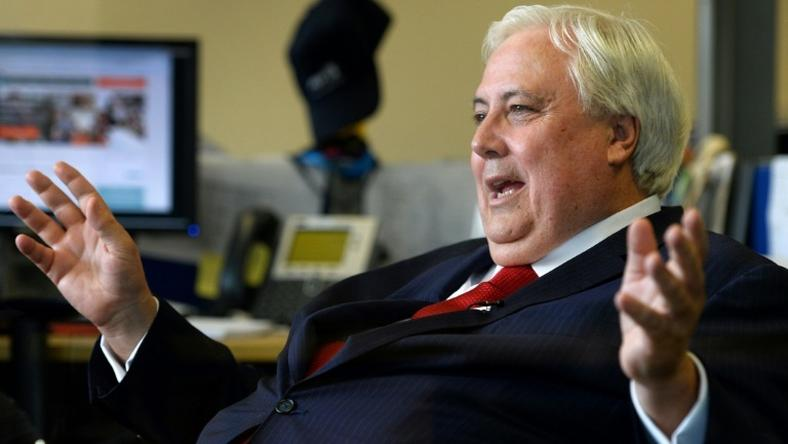Clive Palmer not only sounds like Australia's answer to Donald Trump, that is exactly who he is modelling himself on