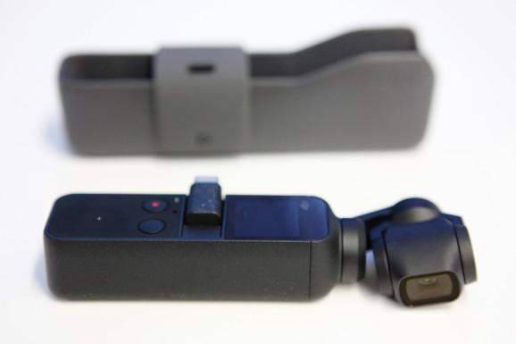 DJI Osmo Pocket ima bateriju dovoljno veliku za dva sata snimanja