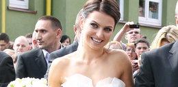 Zień zaprojektował suknię ślubną Anny Stachurskiej?