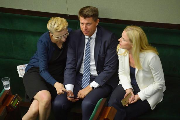 Ryszard Petru, Joanna Scheuring-Wielgus, Joanna Schmidt