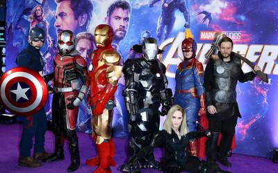 Avengers porno parodia pełny film