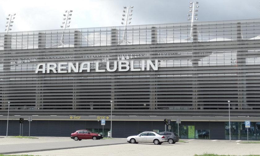 Do kłótni między kibicami doszło na stadionie Areny Lublin