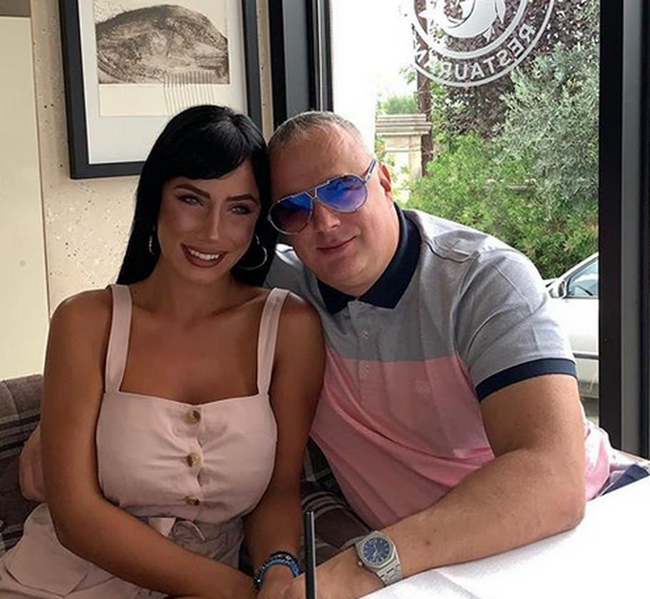 Aleksandra Subotić sa dečkom