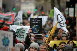Wielka Brytania: Aktywiści klimatyczni rozpoczęli dwutygodniowy protest w Londynie