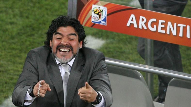 Argentyńczyk skrytykował Pelego