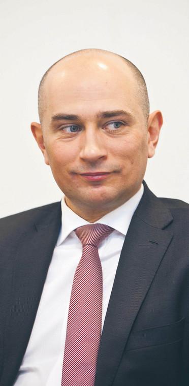 Andrzej Zubik, dyrektor w dziale podatkowo-prawnym PwC fot. Wojtek Górski