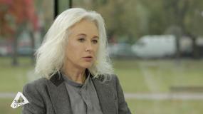 """Manuela Gretkowska: """"Swój ślub nazywam ślubem cementarno-podatkowym"""" [FRAGMENT]"""