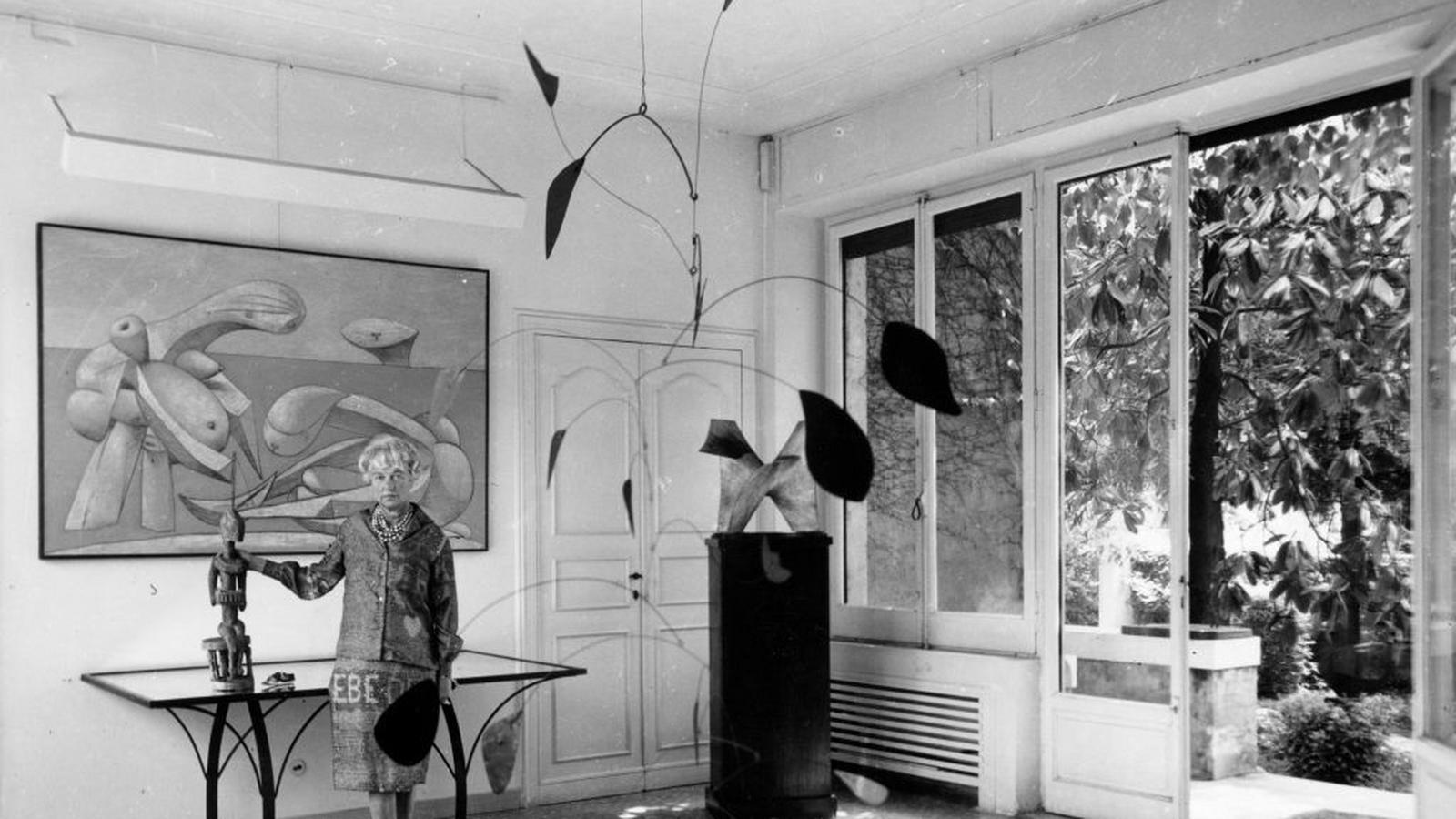 """Peggy Guggenheim: """"Nie jestem kolekcjonerką. Jestem muzeum"""""""