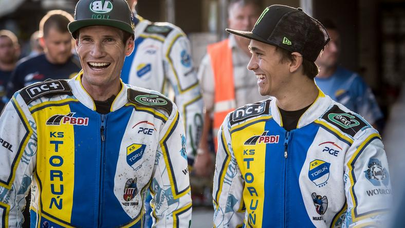 Jason Doyle, Jack Holder