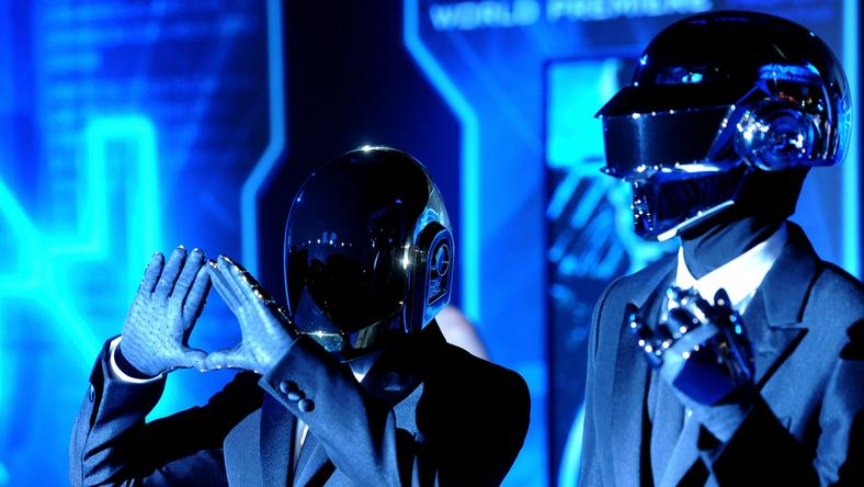Daft Punk (fot. Getty Images)