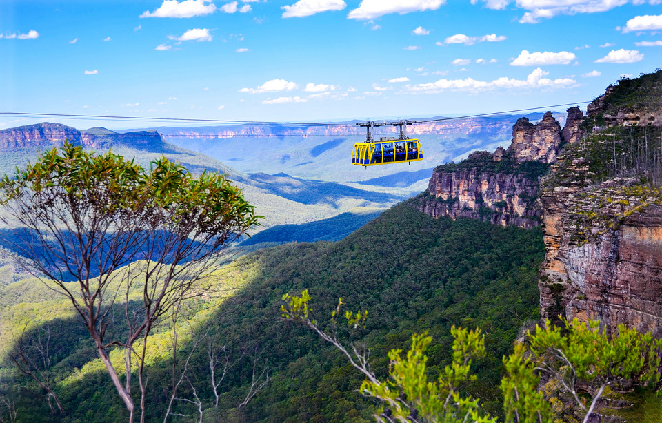 Wycieczka do Blue Mountains w Australii