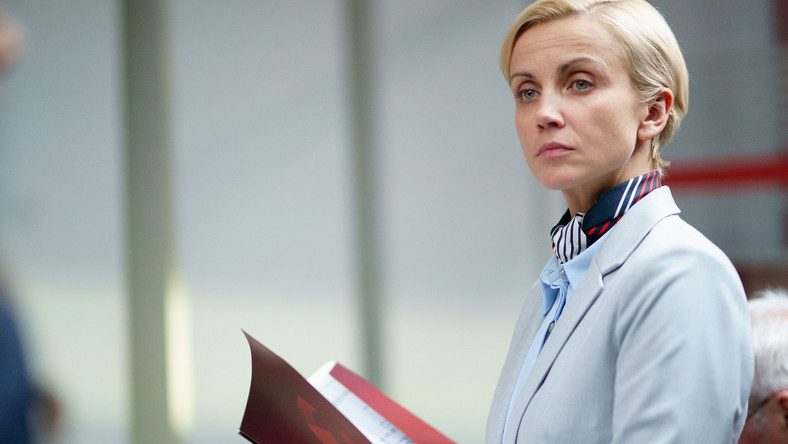Katarzyna Zielińska w serialu Zawsze warto