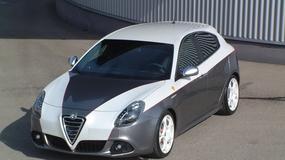 Alfa Romeo Giulietta od Auto Avio Costruzioni