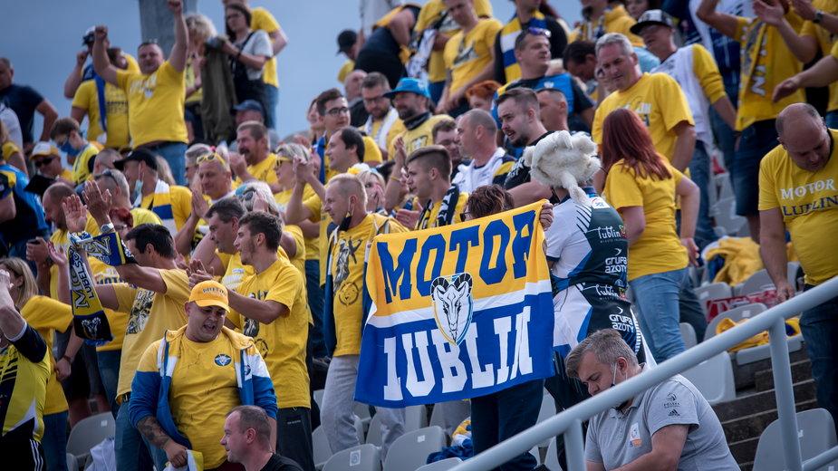 kibice Motoru Lublin