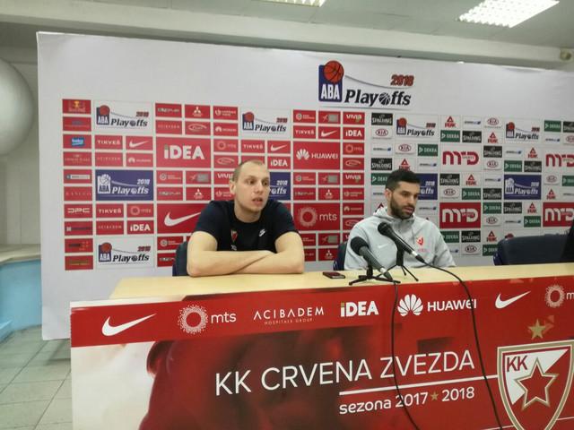 Dejan Davidovac i Dušan Alimpijević
