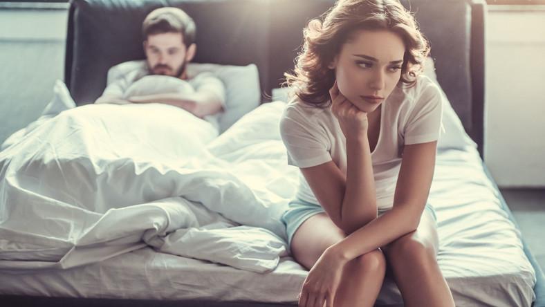 Problemy łóżkowe