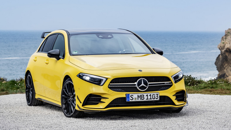 Nowy Mercedes-AMG A 35 4MATIC - 03