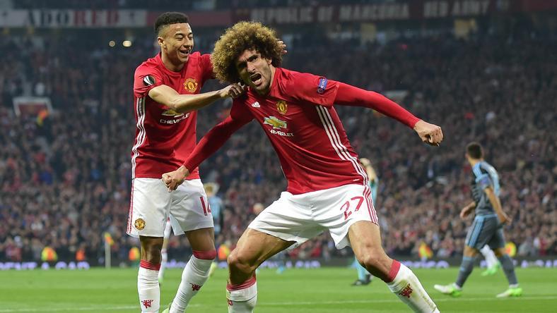 Manchester United - Celta Vigo