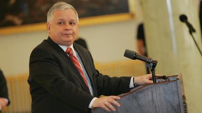 NBP wyda banknot 20 zł z Lechem Kaczyńskim