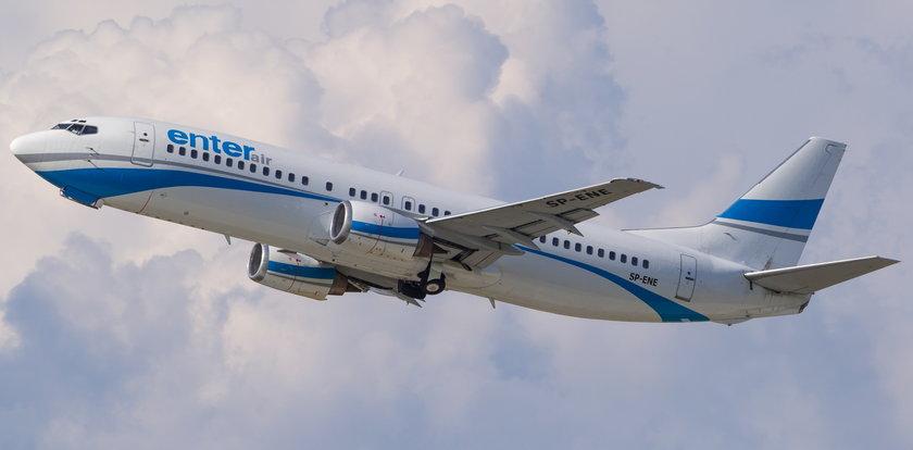 Wstrząsające relacje pasażerów z polskiego samolotu, który palił się, a później lądował awaryjnie