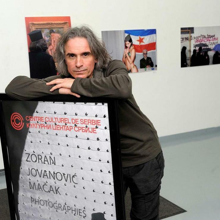 Napadnut foto-reporter Zoran Jovanović Mačak