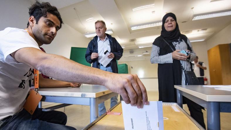 Wybory w Szwecji