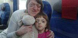 Internauci ruszyli z pomocą niewidomej mamie i jej chorej córeczce. Pani Ewa: z całego serca dziękuję!