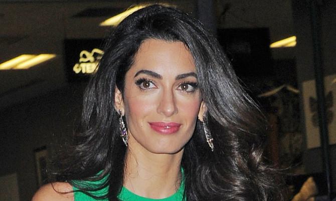 Dama koja je ukrala srce Džoržu Kluniju uvek izgleda savršeno