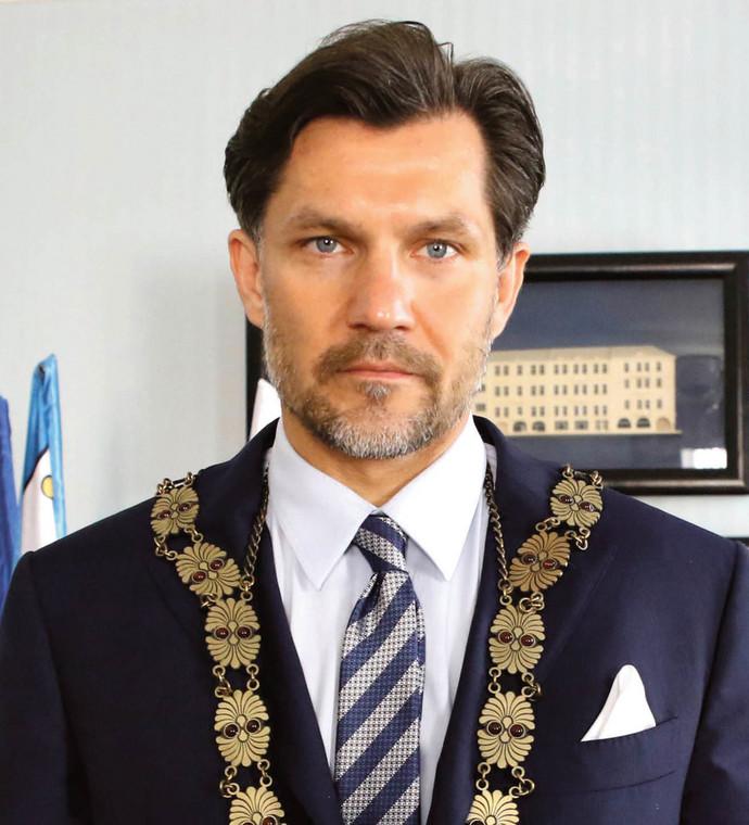 Krystian Kinastowski prezydent Kalisza