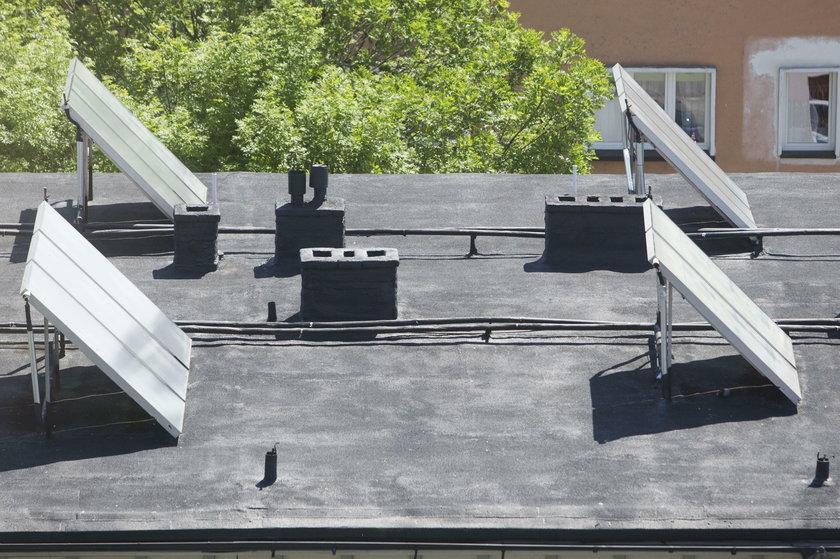 Ruda Śląska instaluje kolektory słoneczne. Ciepła woda jest tańsza