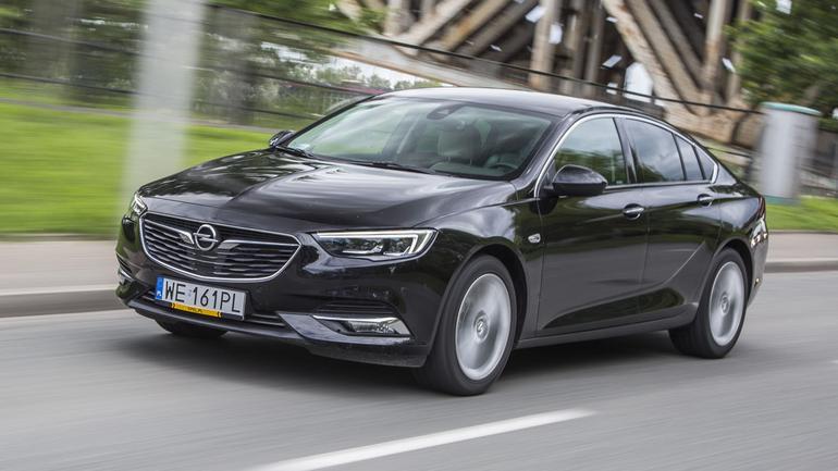 Opel Insignia Grand Sport 1.5 Turbo - dobrze jeździ i więcej potrafi