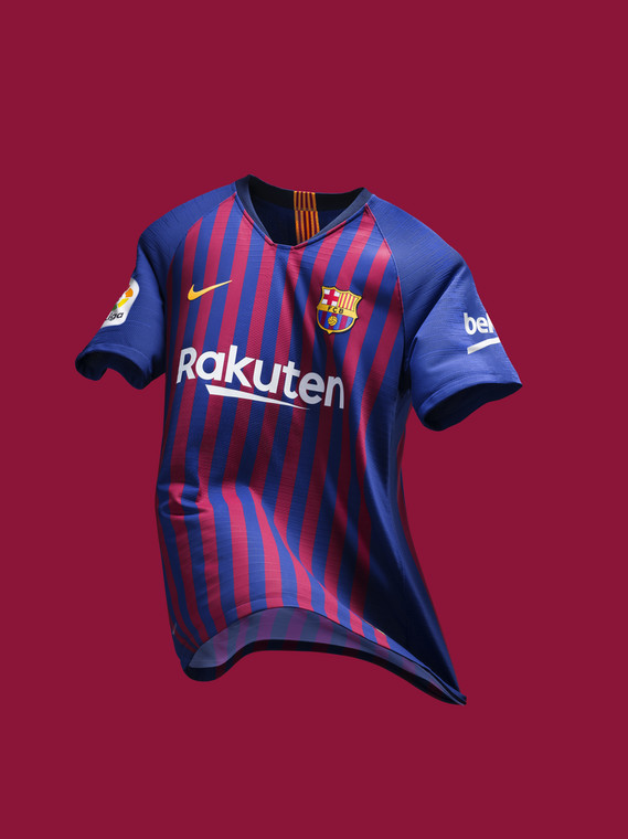low priced a6bd6 1d7f9 Nike release new jersey to celebrate Barcelona's 20th ...