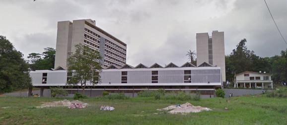 Dvorana jedinstva u Kumasiju
