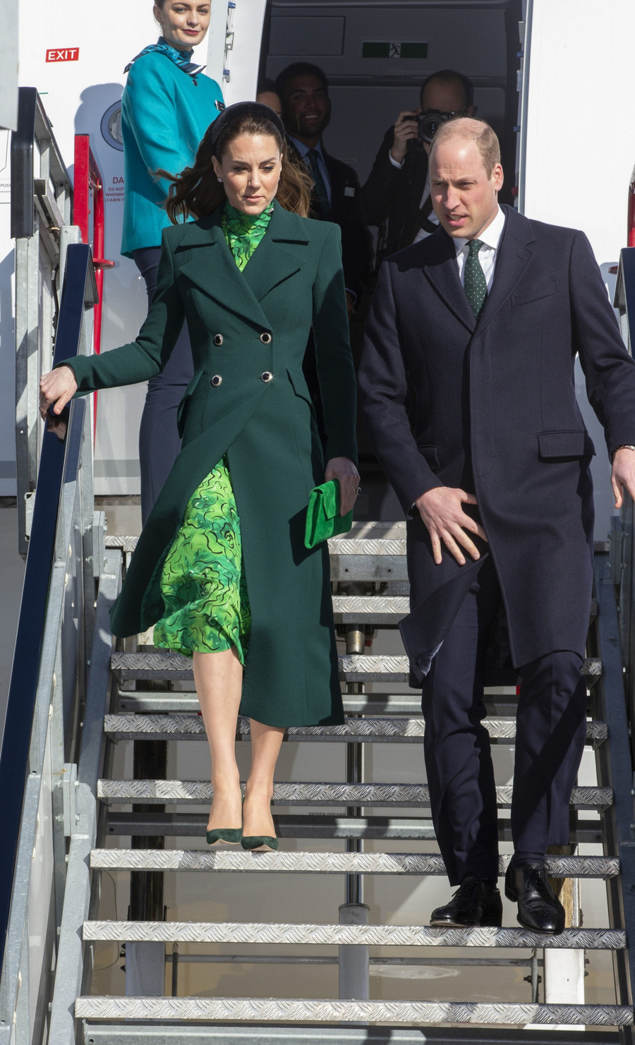 Kate Middleton w Irlandii / Ian Vogler/Daily Mirror/Press Association/East News