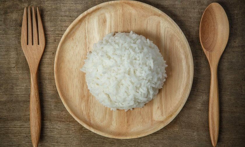 Jak ugotować ryż, żeby nie był kaloryczny ?