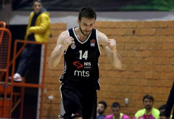 Strelac 20 poena: Stefan Birčević