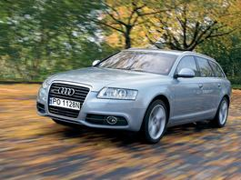 Audi A6 - duże, komfortowe i prestiżowe, ale jego utrzymanie może kosztować majątek!