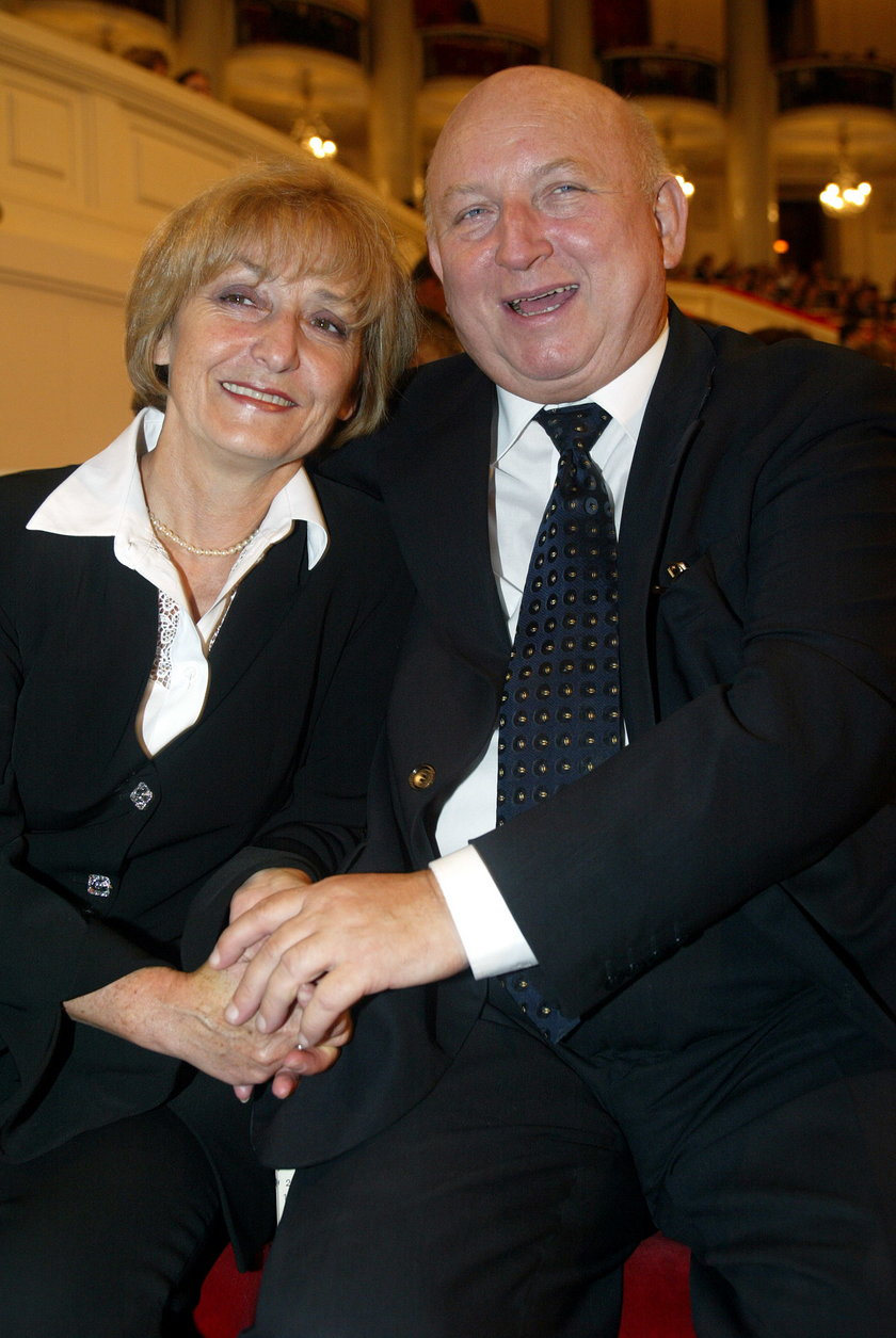 Józef i Maria Oleksy