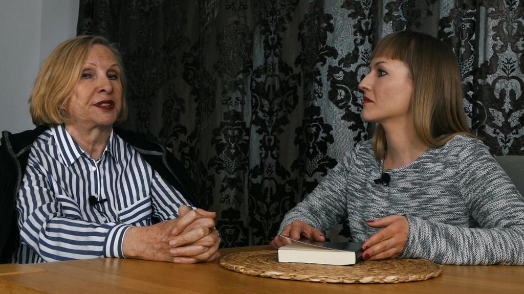 """Maria Nurowska o książce Dziesięć godzin"""""""