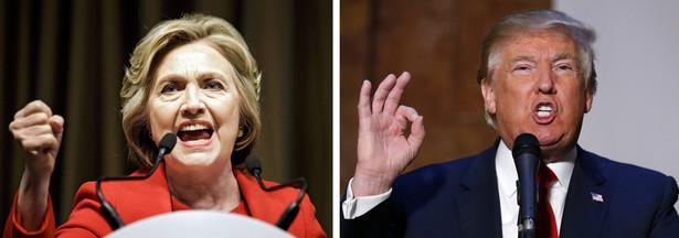 USA: Faworyci Trump i Clinton wygrali prawybory w stanie Nowy Jork
