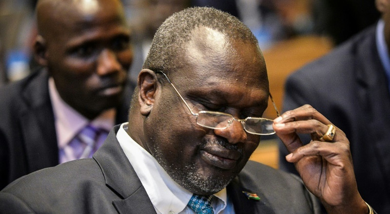 South Sudan Prime Minister Riek Machar tests positive for Covid-19