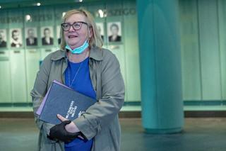 Prezes Manowska: W Sądzie Najwyższym nie ma 'tak zwanych izb'