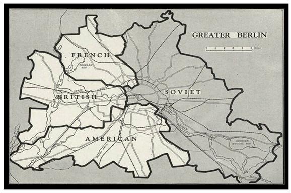 Blokada Berlina